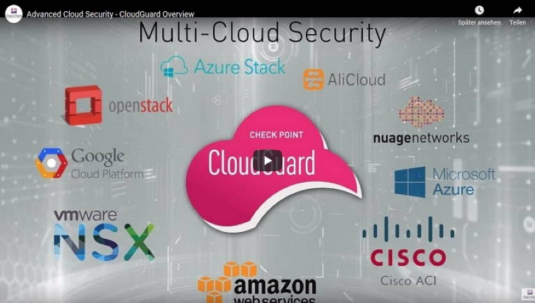 Check Point CloudGuard