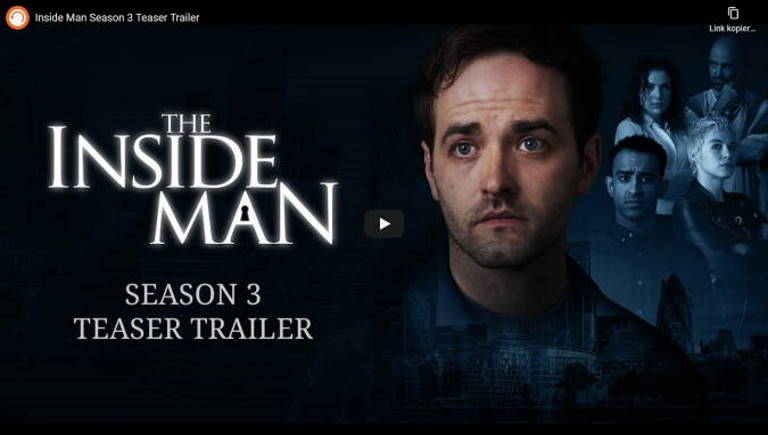 "Trailer ""The Inside Man"" Staffel 3"