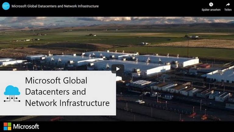 Microsoft Global Datacenter