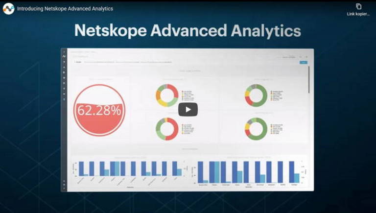 Advanced Analytics von Netskope