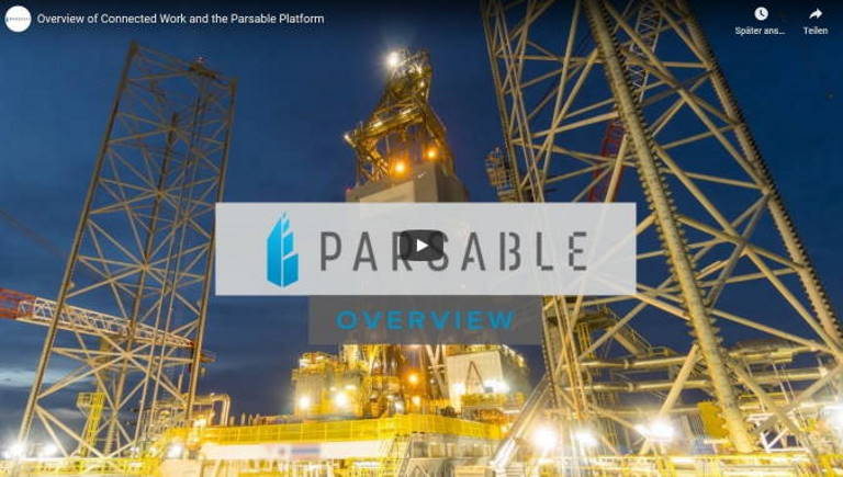 Parsable Connected Worker Platform