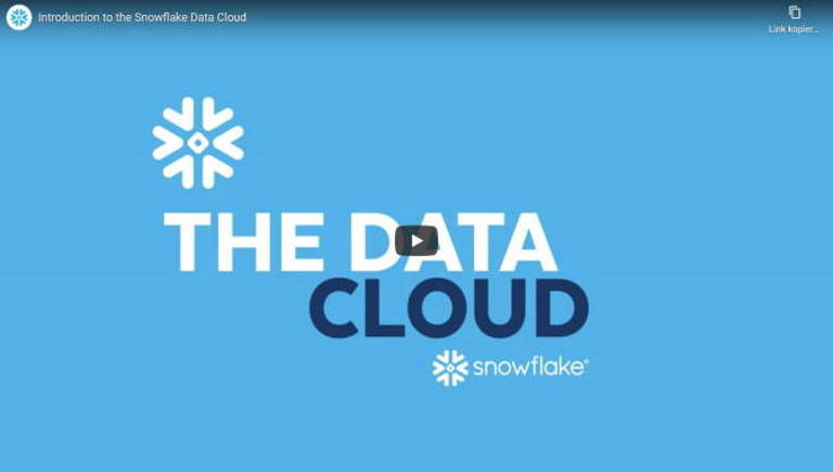 Snowflake Data Cloud